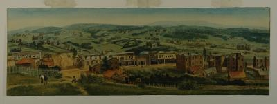 Painting; Dunedin, 1862