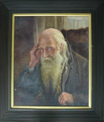 Painting; Mr James Henry Popham Braid