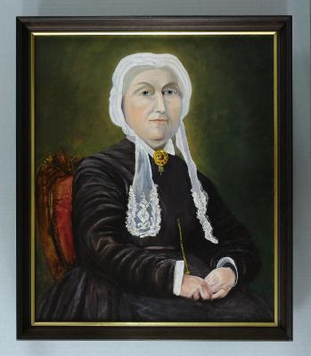 Painting; Mrs Dennis Heenan