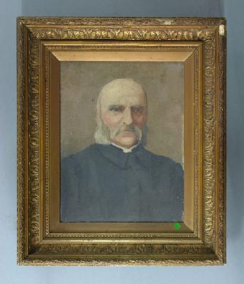 Painting; Dr Stuart